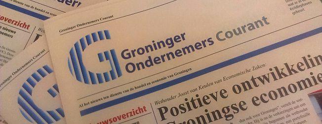 * OpenStad roept bedrijven op om mee te doen met eerste open bedrijvendag * Extra editie van Groninger Ondernemers Courant * Experty ook Europees in de prijzen *