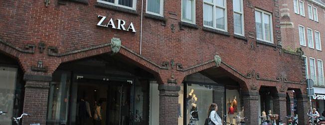 * Groningen in de bres voor internationaal talent * Zara verkast na de zomer naar pand Bijenkorf * Groningen Airport Eelde kan vruchten plukken van Hackathon *