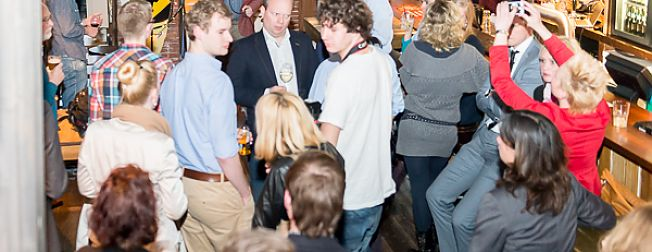 * Groningen manifesteert zich goed bij Hafengeburtstag * Papieren Groningen Ondernemers Courant ook online * VBGW organiseert weer volleybaltoernooi *