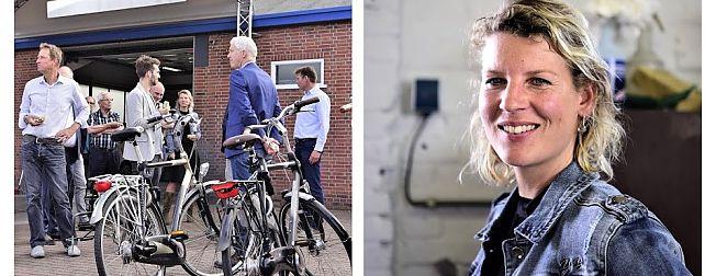 * Rob van Duuren vlogt over ambities met Zernike Campus * Google wil ondernemers helpen * Cycloon Post bestaat 5 jaar *