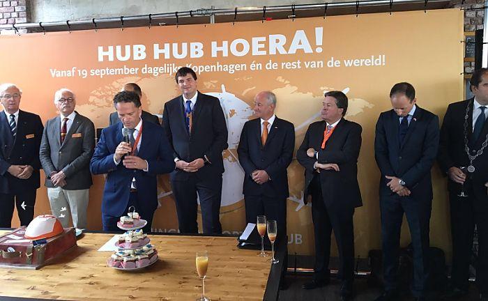 * Proost! en Skol! op nieuwe luchtverbinding met Kopenhagen! * Voorzitter VBGW hijst rode vlag om bereikbaarheid * Black&Bloom serveert beste koffie van Nederland * Fondsaanvragen tot 1 oktober!