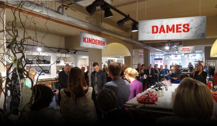 Design Meubels Groningen Oosterstraat.Legers Des Heils Verhuist Hippe Reshare Store Naar Oosterstraat